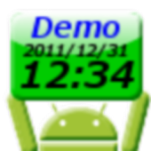 DigiClocKun(Demo.) Widget