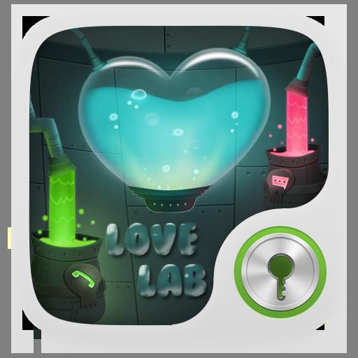 Love Lab GO Locker Theme