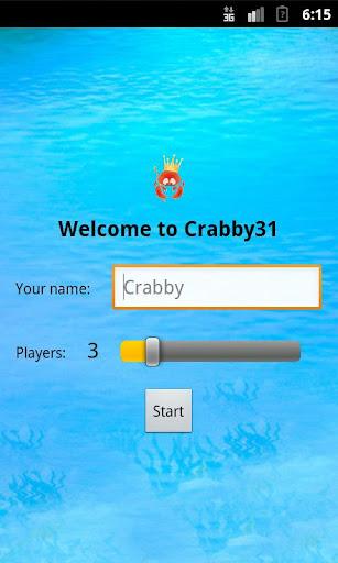 Crabby31 Thirty-One