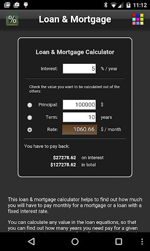 Loan Mortgage Free