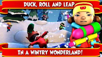 Screenshot of SnowJinks