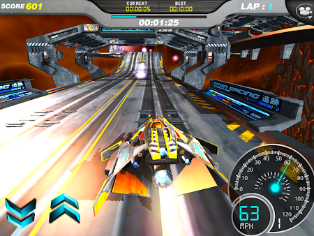 Alpha Tech Titan Space Racing 1.03 screenshot 69107