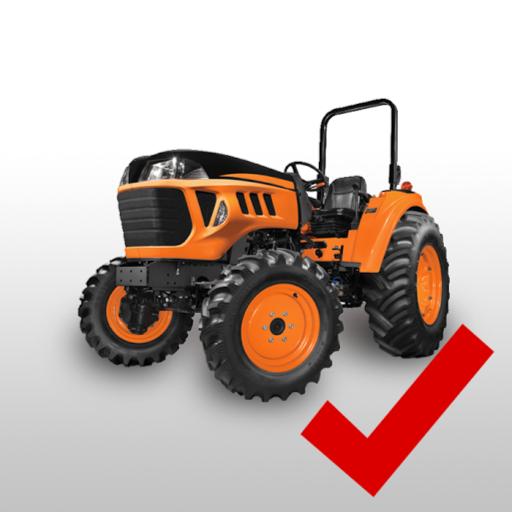 商業必備App|Inspect Tractors Document Data LOGO-綠色工廠好玩App