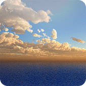 Panoramic Skies Live Wallpaper