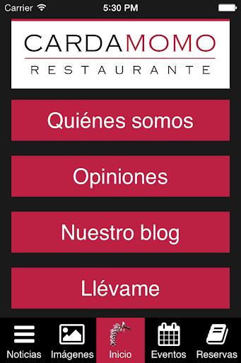 Cardamomo Restaurante