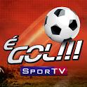 É Gol!!! SporTV logo