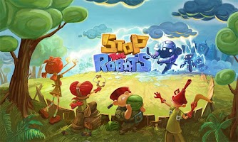 Screenshot of Stop The Robots