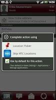 Screenshot of Skip HTC Locations