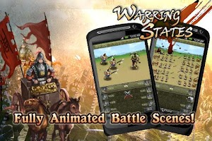 Screenshot of Warring States Deluxe