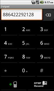 Phone Dialer 電話撥號器 Free - 螢幕擷取畫面縮圖