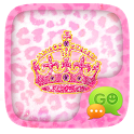 GO SMS PINKY GIRL THEME icon