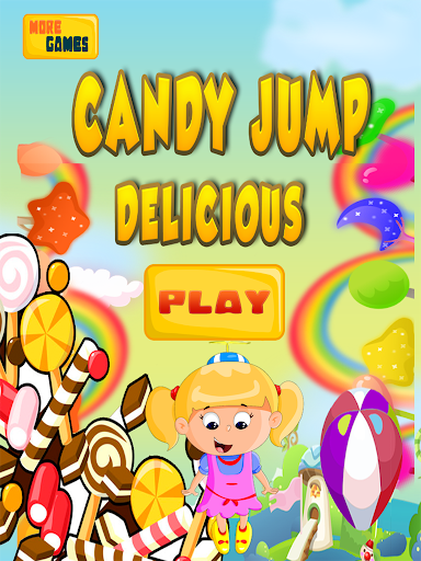 Candy Jump Delicious