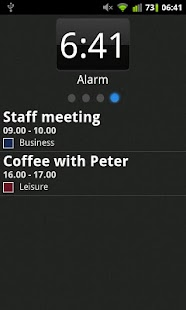 Kaloer Clock - Alarm Clock- screenshot thumbnail