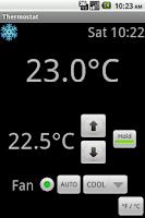 Screenshot of Radio Wifi Thermostat CT-30