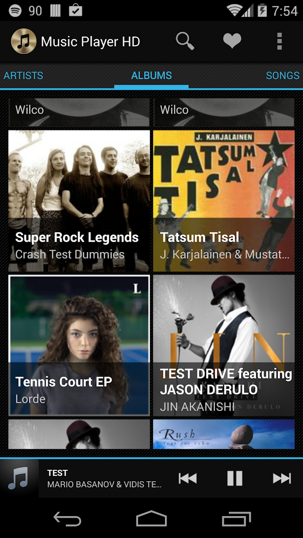Music Player HD - Revenue & Download estimates - Google Play Store - US