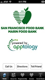 San Francisco Food Bank- screenshot thumbnail
