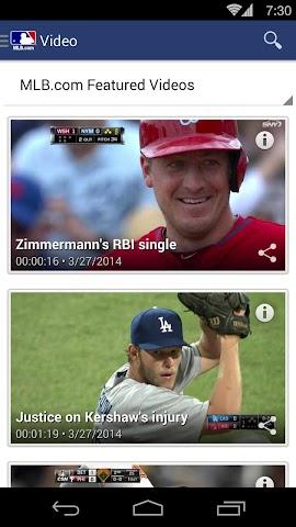android MLB.com At Bat Screenshot 14