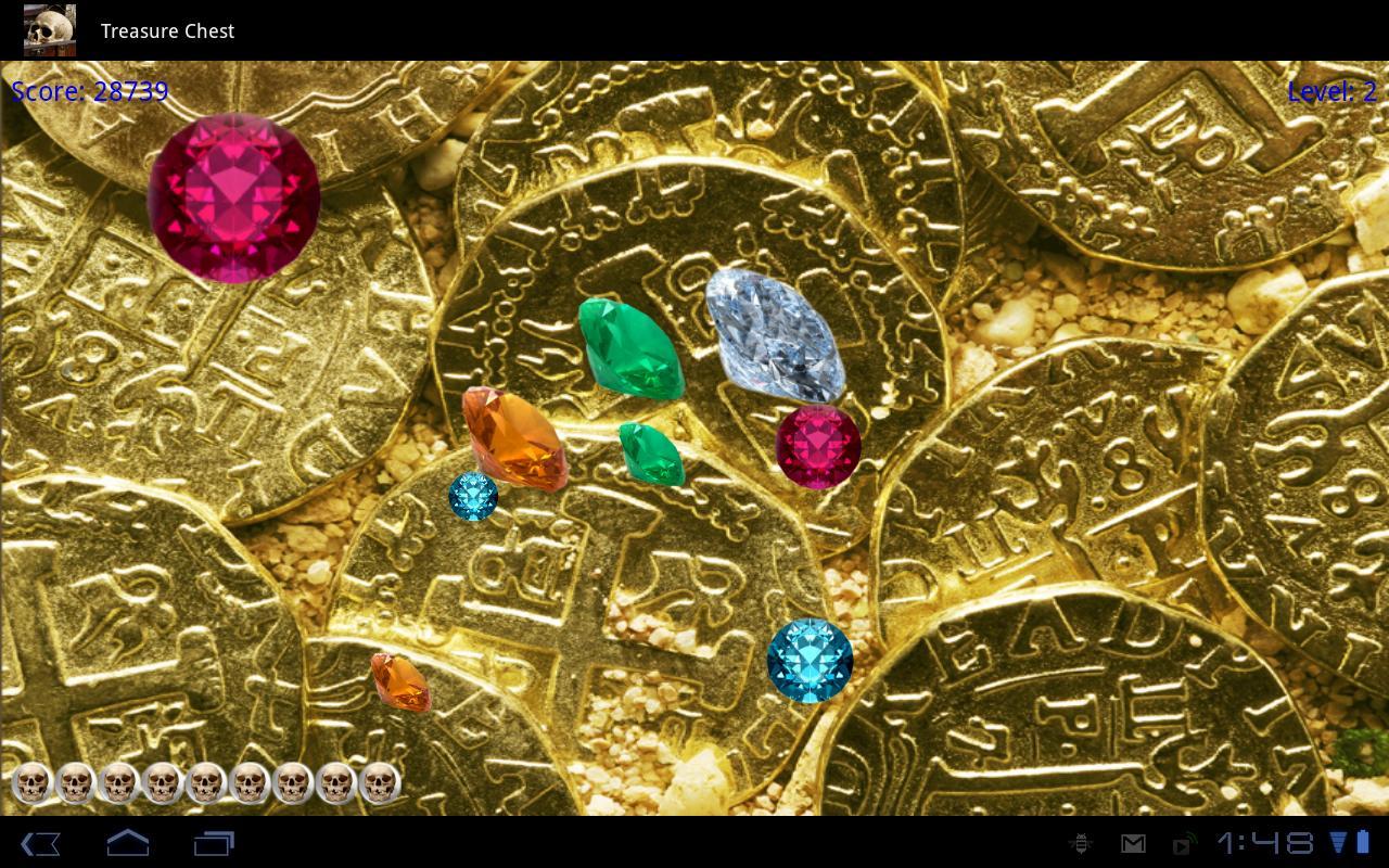 Treasure Chest - screenshot