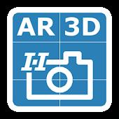 AR cámara 3D II