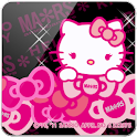 MARS×HELLO KITTY LiveWallpaper logo
