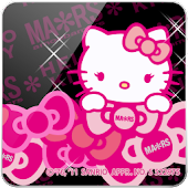 MARS×HELLO KITTY LiveWallpaper