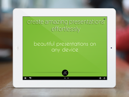 deck slideshow presentations- screenshot thumbnail