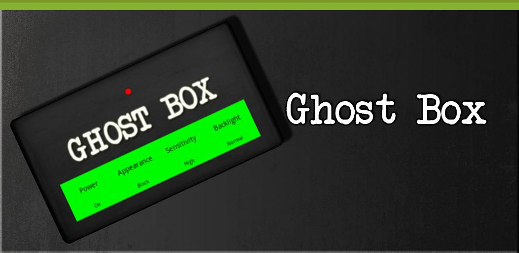 Ghost Box SPIRIT FRANK'S BOX APK Download appinventor