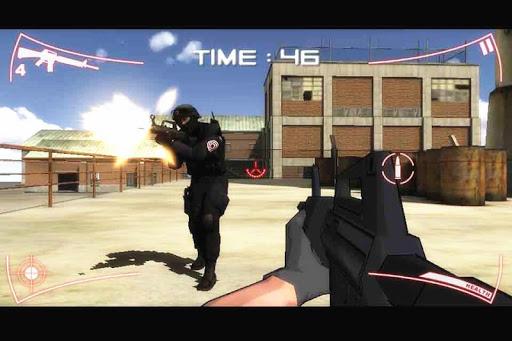 狙擊手射擊攻擊3D