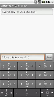 No Errors Keyboard- screenshot thumbnail