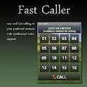 Fast Caller (no ads) logo