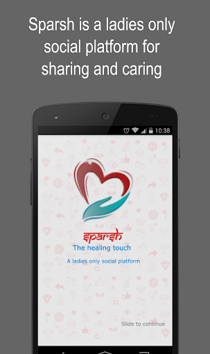 Sparsh - The healing touch