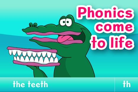 Hairy Phonics 1- screenshot thumbnail