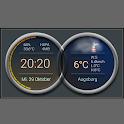 Zooper Widget ChromeDoubles icon