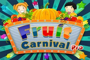 Screenshot of Fruit Carnival Pro