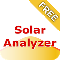 SolarAnalyzer Free for Android™ icon
