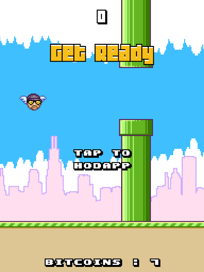 HodappyBird- screenshot