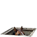 Basement Horse logo