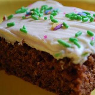 Baby Food Cake II