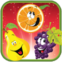 Fruit Crush Saga HD icon