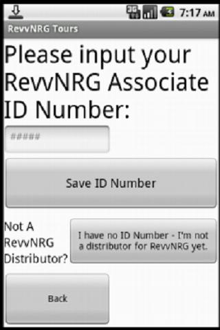 RevvNRG Tours- screenshot