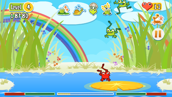 The Froggies Game - screenshot thumbnail