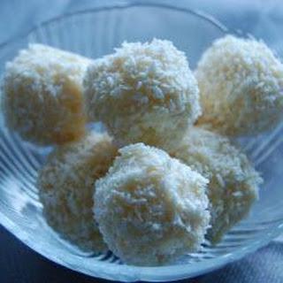 Snowflake Truffles