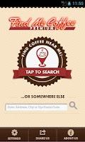 Screenshot of Find Me Coffee Premium