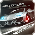 Fast Outlaw: Asphalt Surfers icon