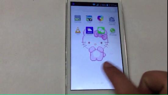 Hello Kitty Live Wallpaper - screenshot thumbnail