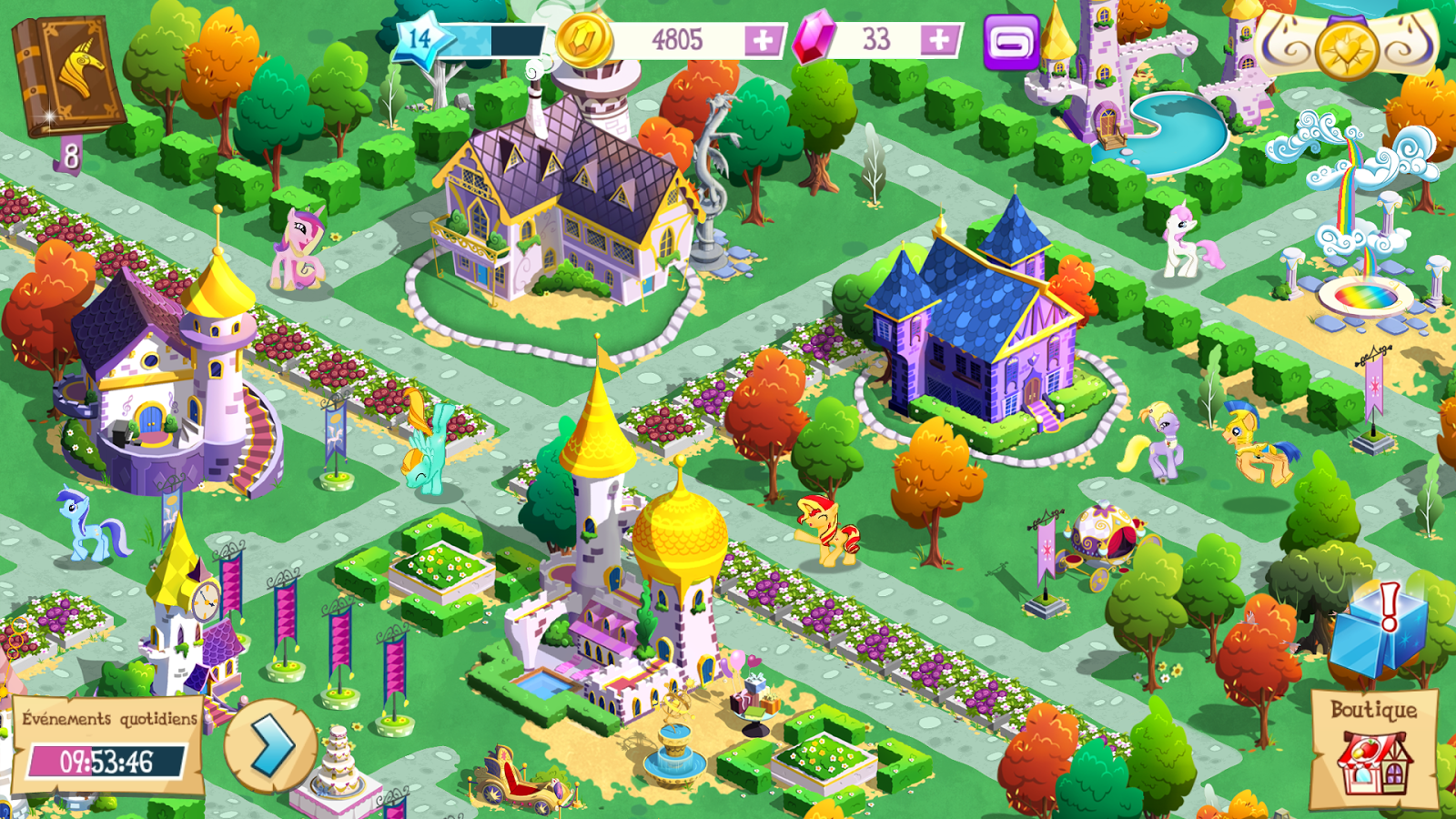 my little pony magic princess u2013 applications android sur google play