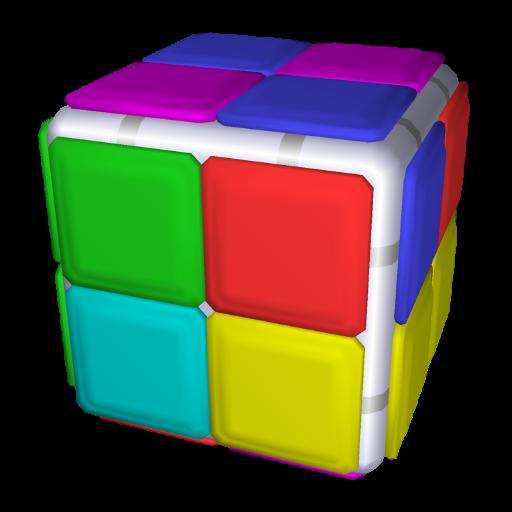 Ribbon Cube