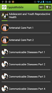 OppiaMobile Learning- screenshot thumbnail