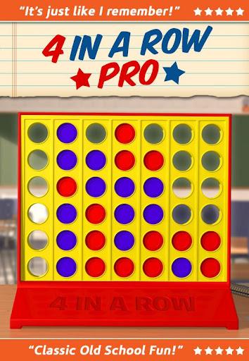 【免費解謎App】4 in a Row PRO-APP點子