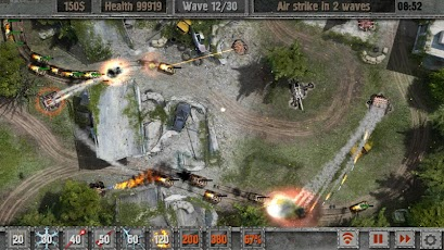 Defense zone 2 HD 1.1.4 apk +data